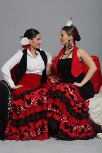 flamenková kolekce Lere Lere