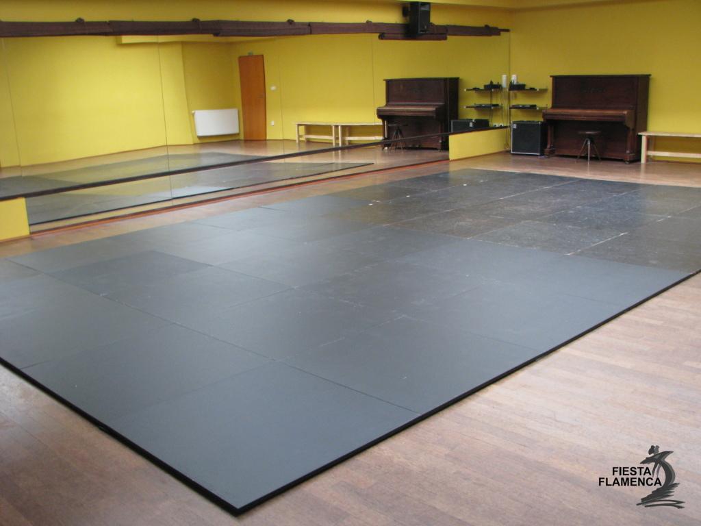 taneční podlaha